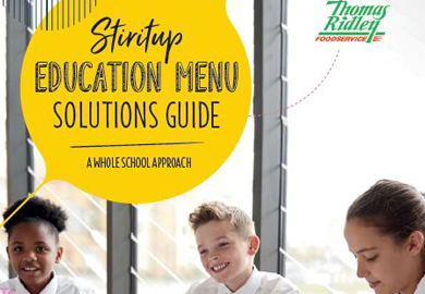 Download Our Education Menu Solutions Guide