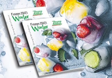 Download Our Frozen Food Brochure