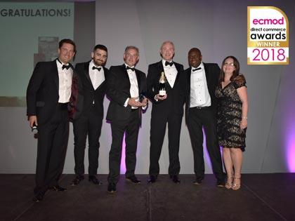 Double success at the ECMOD Direct Commerce Awards