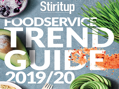Stir It Up Foodservice Trend Guide