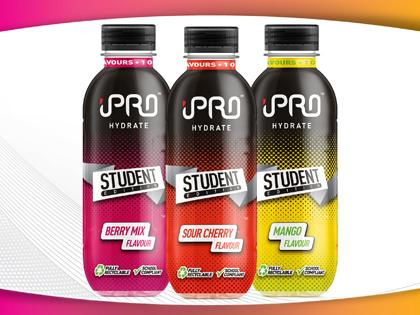 iPro Hydrate Student Edition - Now in stock!