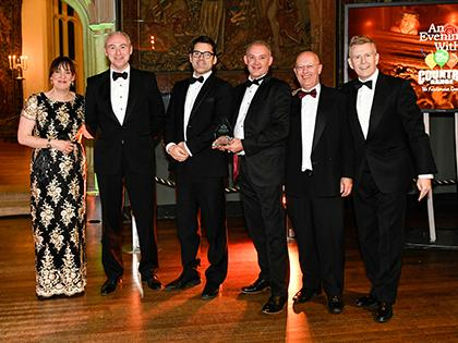 Award winners at Country Range Group Awards Ceremony