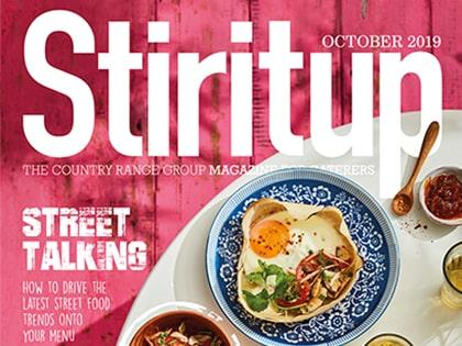 October StiritUp Magazine