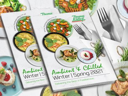 Ambient and Chilled Brochure Winter/Spring 2021