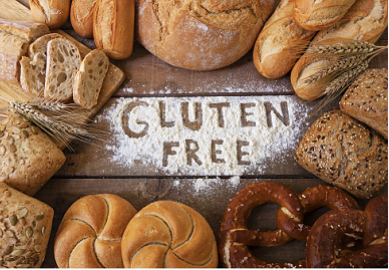 Explore Our Range of Gluten Free