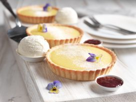 Irresistible Lemon Tartlets