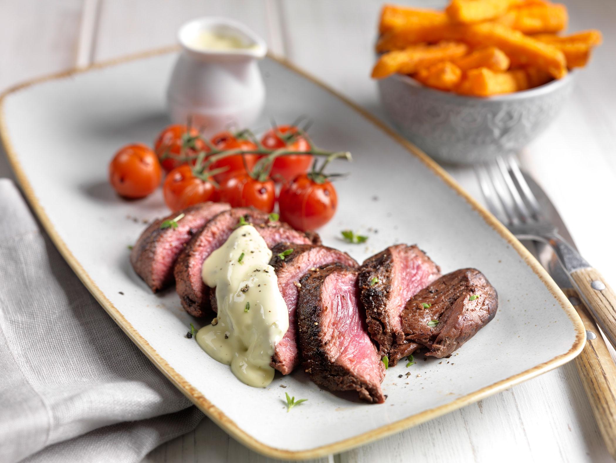 Ostrich-Steak