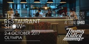 The Restaurant Show 2017