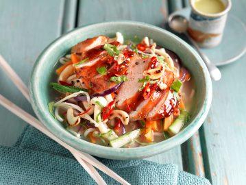 Delicious Teriyaki Marinated Chicken