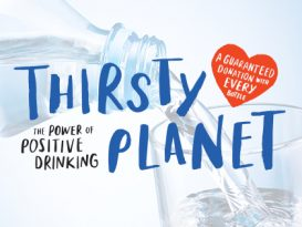 Thirsty Planet Say Thank You!
