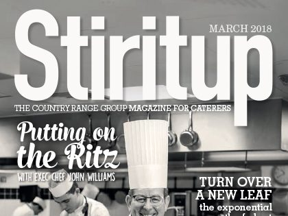 March Stiritup Magazine 2018