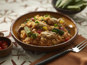 Feel Tilda-tastic this Autumn with Wholegrain Rice