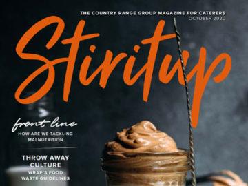 October Stir It Up Magazine 2020