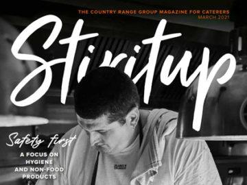 March Stir It Up Magazine 2021