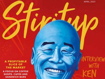 April Stir It Up Magazine 2021