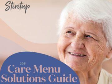 Stir It Up Care Menu Solutions Guide
